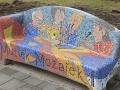 Music Mosaic Sofa, Zoetermeer